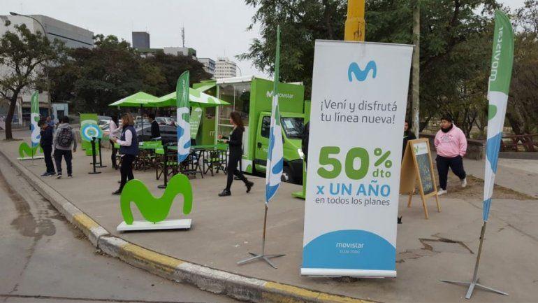 Conocé los productos de Movistar que suman beneficios con El Cuatro