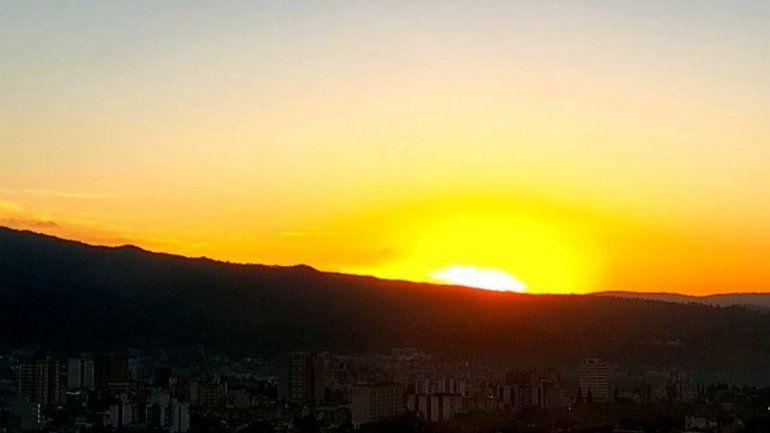 Miércoles frío y con sol en Jujuy