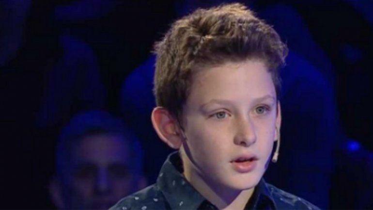 Un nene de diez años participó en ¿Quién quiere ser millonario? y creó controversia