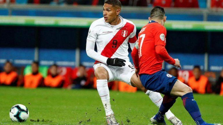 Por un lugar en la final: Perú le gana 1 a 0 a Chile