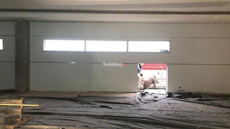 Construyen el nuevo aeropuerto de Jujuy y demolerán el viejo edificio