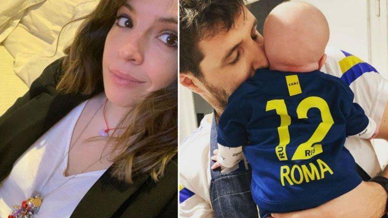 Dalma Maradona reveló por qué no muestra la cara de su hija en las redes