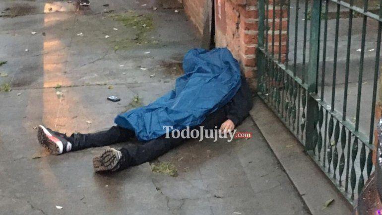 El cadáver encontrado en Luján tendría dos disparos