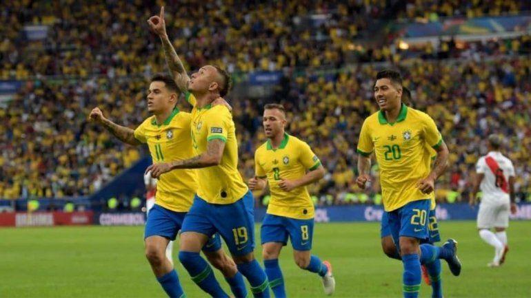 Brasil campeón de la Copa América con un polémico VAR otra vez como protagonista