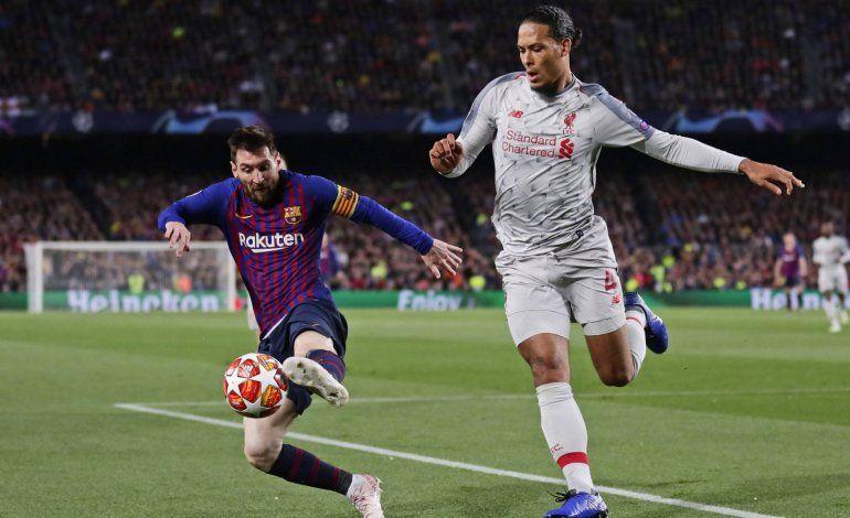 Quiénes son los candidatos que podrían ganarle el Balón de Oro a Lionel Messi