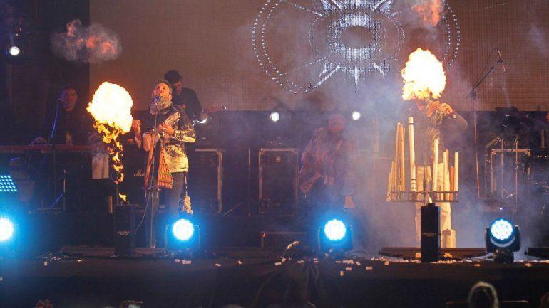 Los Tekis la rompieron en la gala de la Independencia en Tucumán
