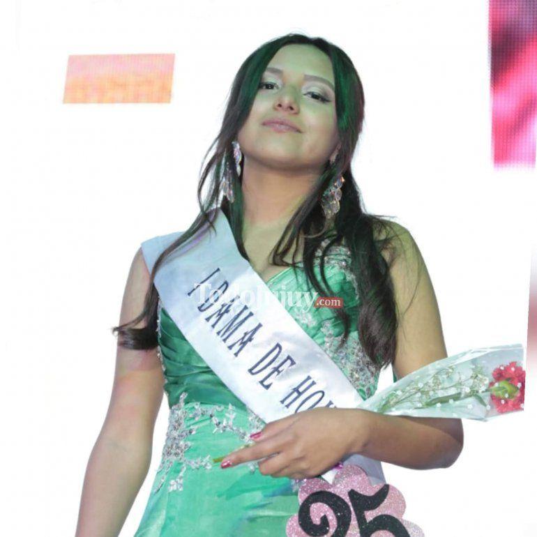 Brisa Florencia Portal es la nueva reina del La Salle