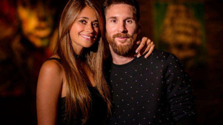 Quince minutos y la Pulga Messi revolucionó un shopping de Rosario