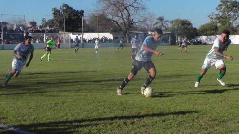 Atlético El Carmen eliminó a Gimnasia y Esgrima de la Copa Jujuy
