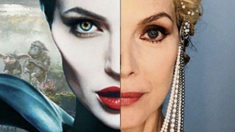 Las diosas Angelina Jolie y Michelle Pfeiffer se enfrentan en el nuevo tráiler de Maléfica