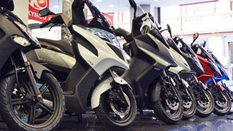 Julio de promo: motos 0 km en 18 cuotas sin interés