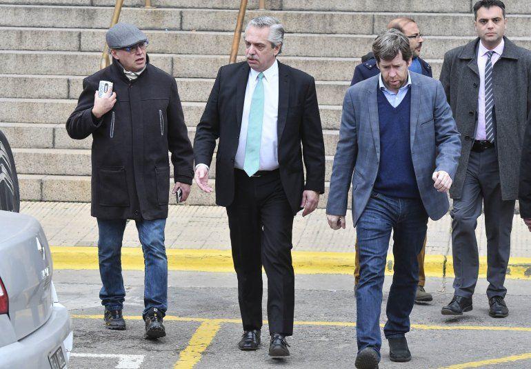 Alberto Fernández afirmó que sus dichos sobre el Memorandum con Irán fueron una opinión