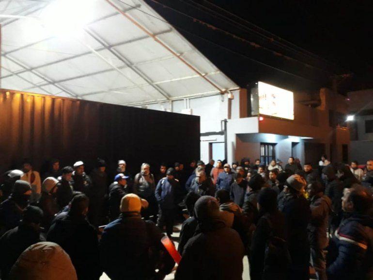 Jueves sin colectivos por un paro de transporte en Jujuy