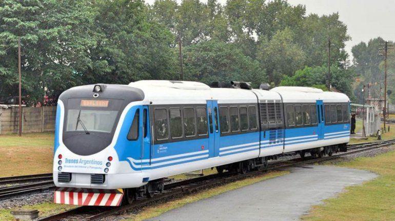 Apedrearon el tren de pasajeros que une Salta con Güemes: y hay dos heridos
