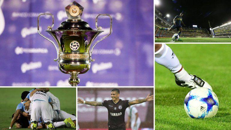 ¿Sabés cuántos jujeños juegan en la máxima categoría del fútbol argentino?