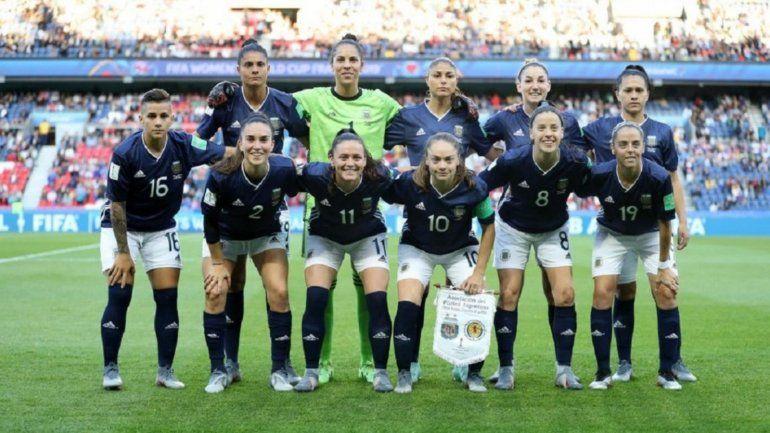 La Selección Argentina de fútbol ascendió tres puestos en el ranking de la FIFA