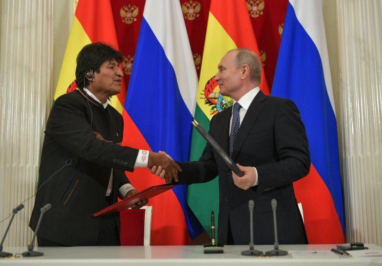 Construirán la central nuclear más alta del mundo en Bolivia