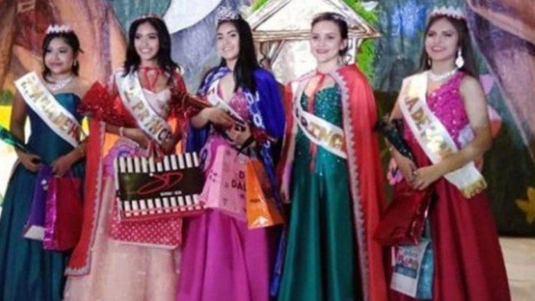 Libertador: La Escuela de Artes Lola Mora número 3 coronó a Belén Jerez