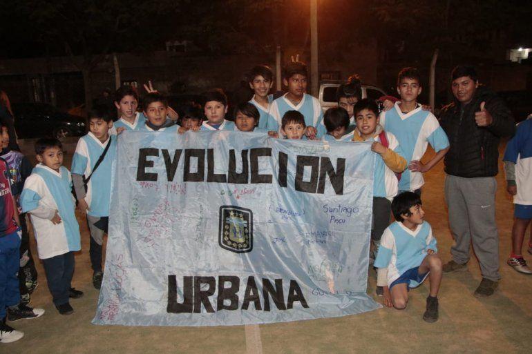 Finalizó el torneo apertura de fútbol infantil mixto