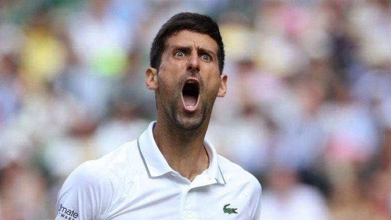 Wimbledon: en una final vibrante e histórica, Novak Djokovic venció Roger Federer