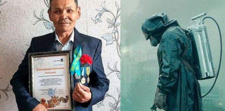 Héroe de Chernobyl muere afectado emocionalmente después de ver la serie en HBO