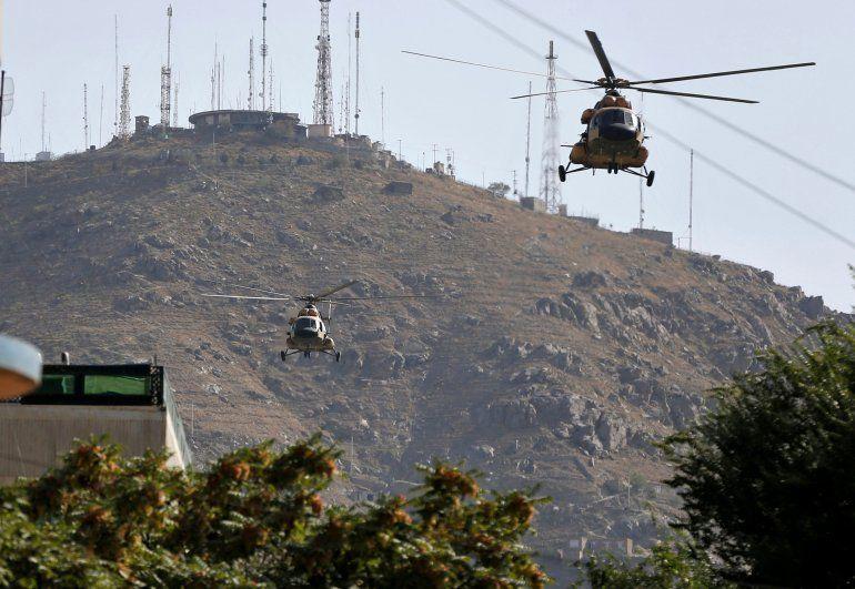 Las Fuerzas Armadas de Estados Unidos mataron a 22 milicianos talibanes