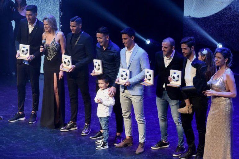 Premios Superliga: la lista completa de los ganadores del fútbol argentino