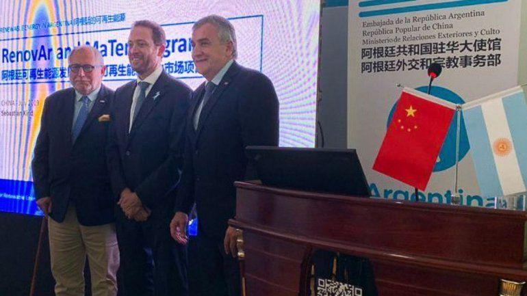 Jujuy ahora busca seducir a los chinos para invertir en transporte de energía