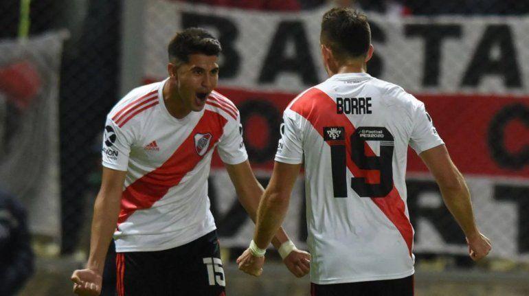 Copa Argentina: River 1 (5) – Gimnasia de Mendoza 1 (4)
