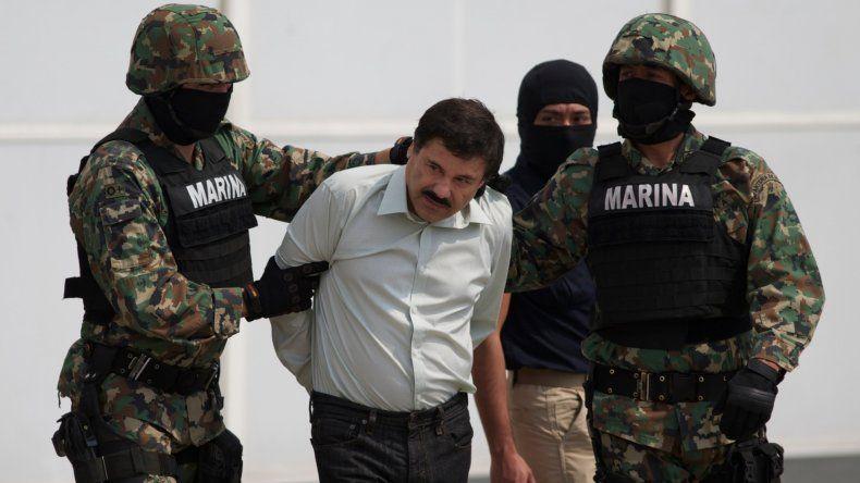 Condena histórica: el Chapo Guzmán pasará el resto de su vida en la cárcel