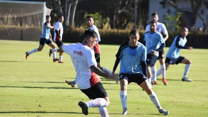 Gimnasia perdió con San Martín en el cuarto amistoso preparatorio