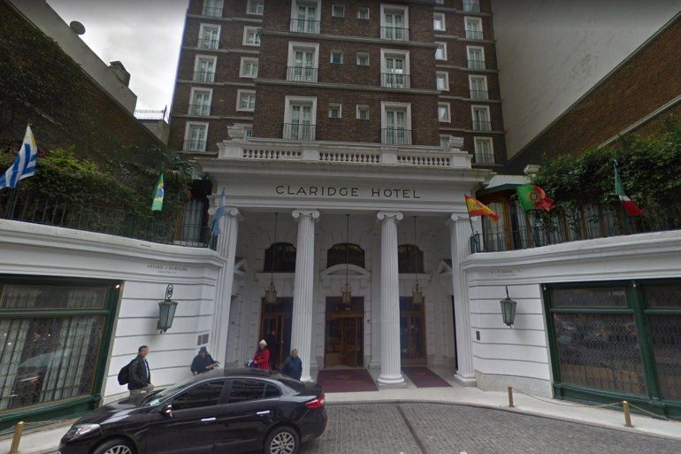 Se incendió un lujoso hotel cinco estrellas: evacuaron a todos los huéspedes por precaución