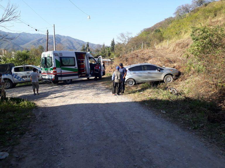 Una mujer de 81 años murió atropellada por un auto en Villa Jardín de Reyes