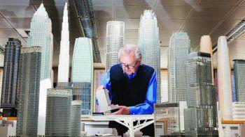 Falleció César Pelli, el arquitecto argentino más reconocido a nivel mundial