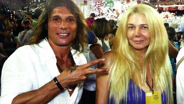 Los chats que sacan a la luz la separación entre Claudio Caniggia y Mariana Nannis