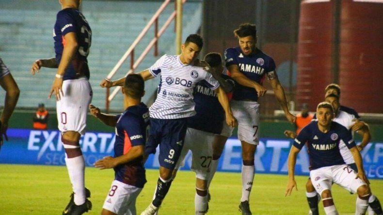 Lanús venció a Independiente Rivadavia y pasó de fase en la Copa Argentina
