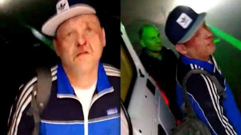 La Justicia confirmó que El Pepo manejaba la camioneta del vuelco trágico