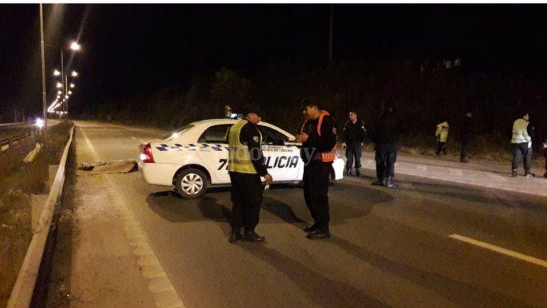 Un muerto y tres heridos en un accidente sobre ruta 9