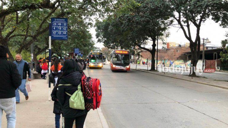 Colectivosen San Salvador: en el primer semestre se vendieron más de 31 millones de boletos