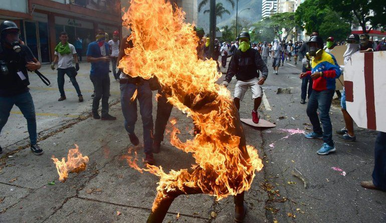 Argentina recibirá denuncias sobre violaciones de derechos humanos en Venezuela
