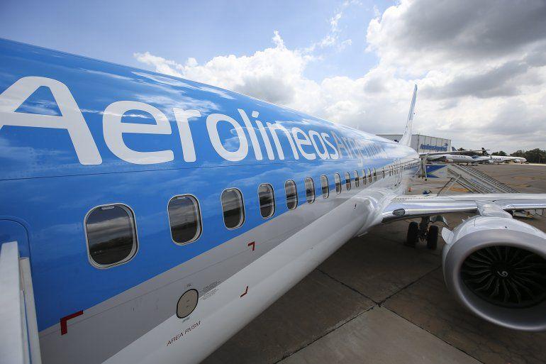 Aerolíneas Argentina aumentó 15% los salarios y no habrá paro el fin de semana