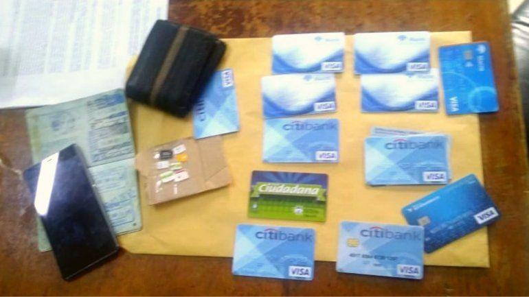 Detuvieron a un hombre por clonar tarjetas de crédito en cajeros Jujuy