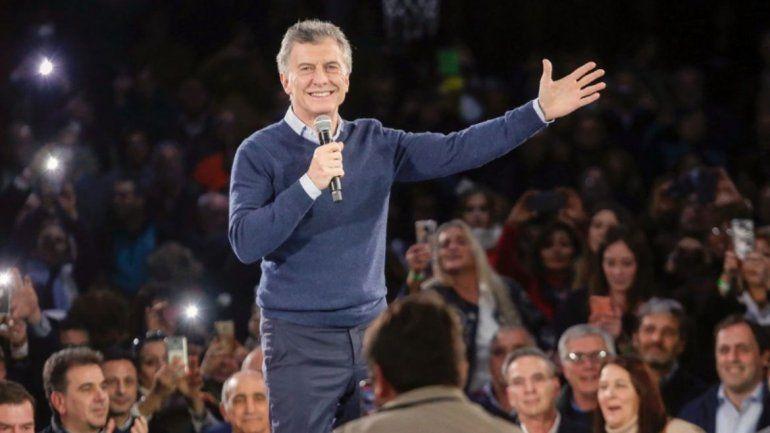 Macri: Lo que estamos haciendo nos lleva hacia un futuro mejor