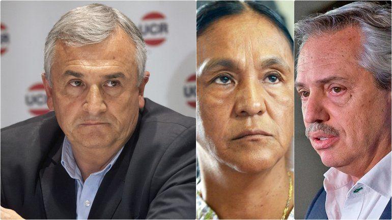 Gerardo Morales: Lo primero que quiere hacer Alberto Fernández es liberar a Milagro Sala