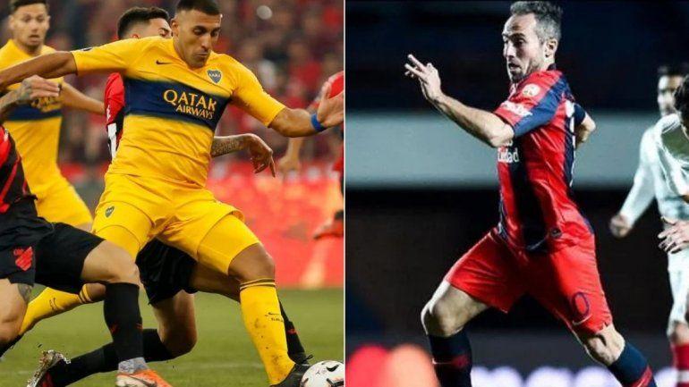 Boca y San Lorenzo se juegan el pase a cuartos de final de la Libertadores