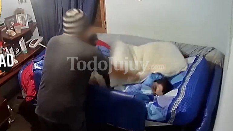 Pidieron la prisión preventiva para Víctor Piñero, el cuidador que golpeó salvajemente a un joven con parálisis cerebral
