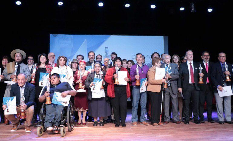 Premios San Salvador 2018 (Archivo)