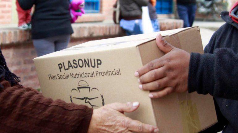Inicia la entrega de las unidades alimentarias en Quebrada, Puna y Yungas