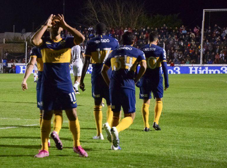 Ganó Boca en Paraná