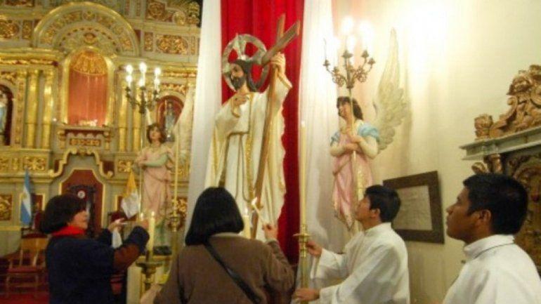 Día del Santísimo Salvador: después de la procesión habrá una serenata en el Xibi Xibi